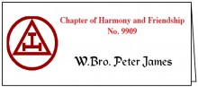 PJ 236 CHAPTER Place Card (opt3)