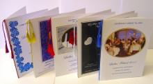 tasselled cards