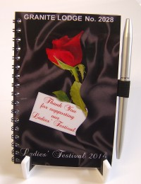 LADIES NOTE BOOK