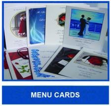 Menu Cards HOME