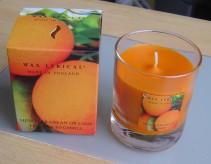 candle + box