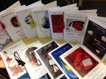 Fully Printed Menu Cards